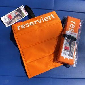 [reisenthel]Orange Cushions/Foam Pads